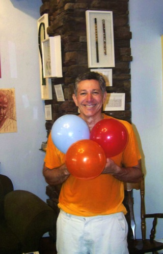 136512-Most balloons inflated by the nose in one hour.jpg