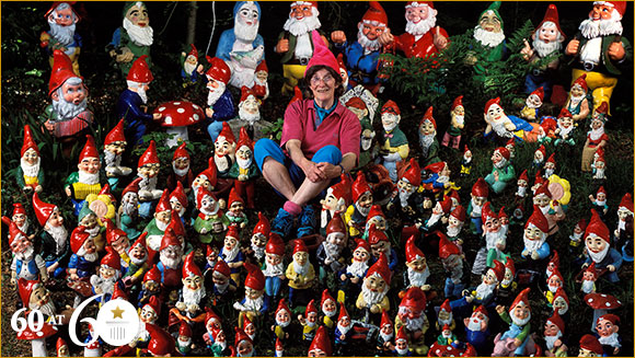 Garden Gnomes On Sale: 2000: Largest Collection Of Garden Gnomes