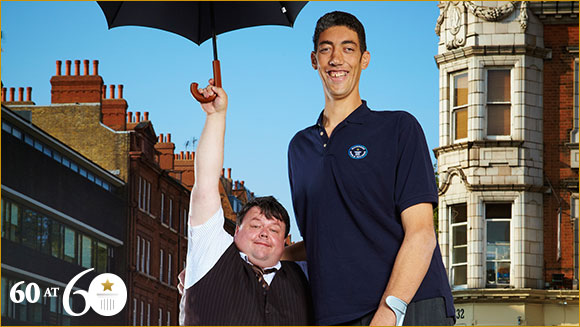 2011: Tallest Living Person
