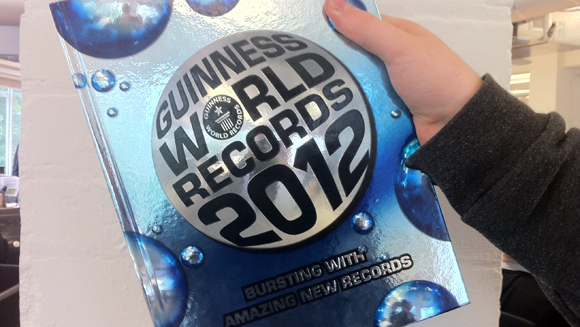 Guinness World Records 2012: Your questions answered about this year's edition