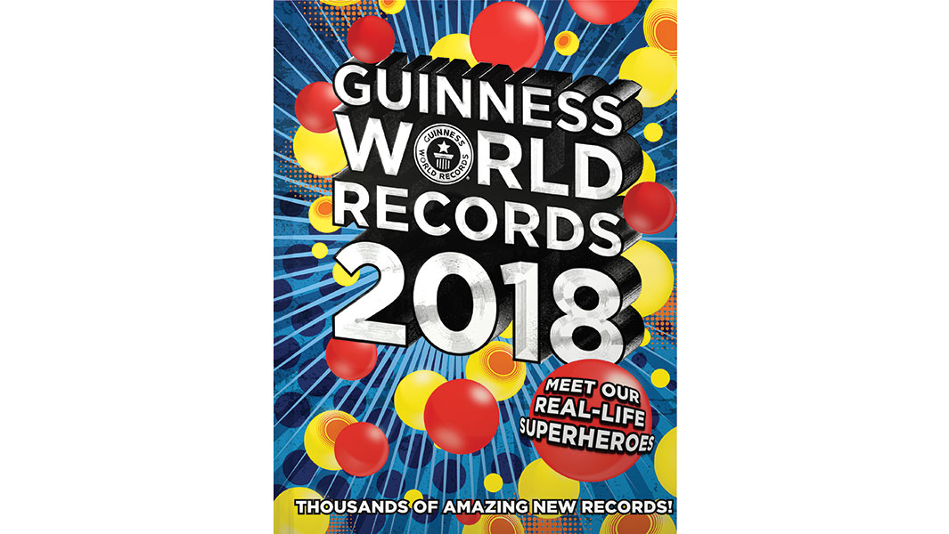 Meet the record-breaking superheroes of Guinness World Records 2018