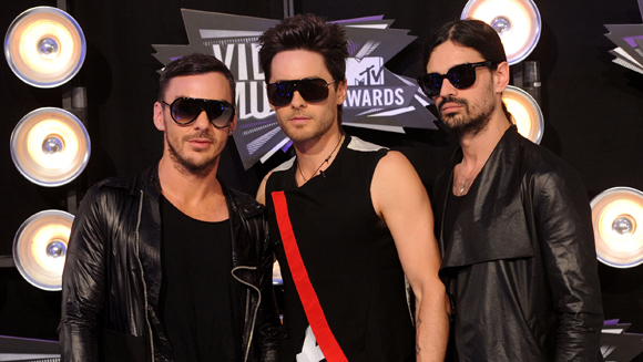 Thirty Seconds To Mars set to rock their way to world record with tour