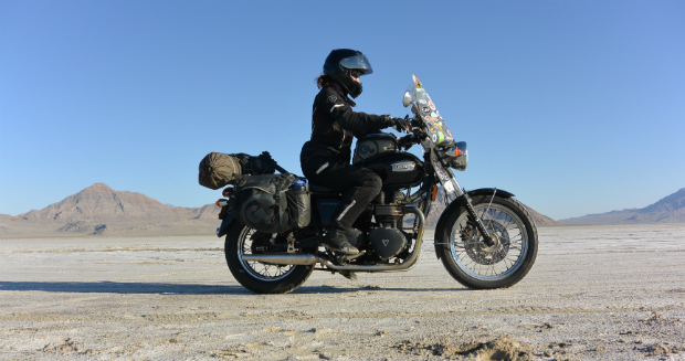 Longest journey by motorcycle in a single country (individual) 18