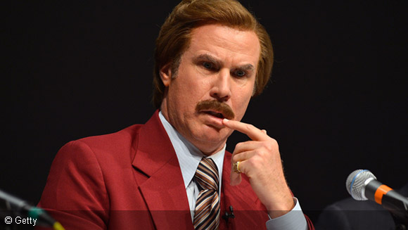 Stay classy with our record-breaking prep for Anchorman 2