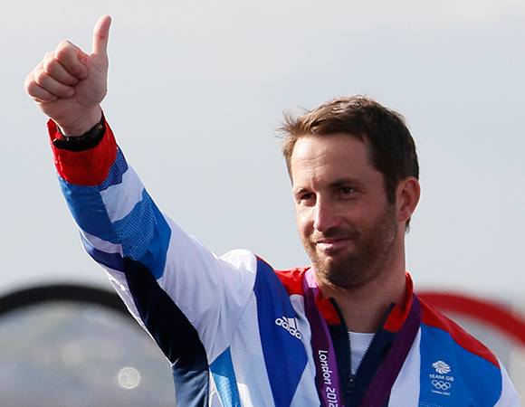 Olympic star Sir Ben Ainslie's joy as Bart's Bash charity sailing race is awarded Guinness World Records title