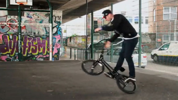WYMLW: Incredible BMX skills, the world's heaviest sportswoman and an awesome beard