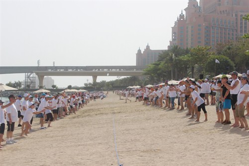 mass participation monday  summertime is world records time