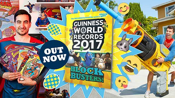 Out now: Blockbusters! 2017 hits stores in the UK
