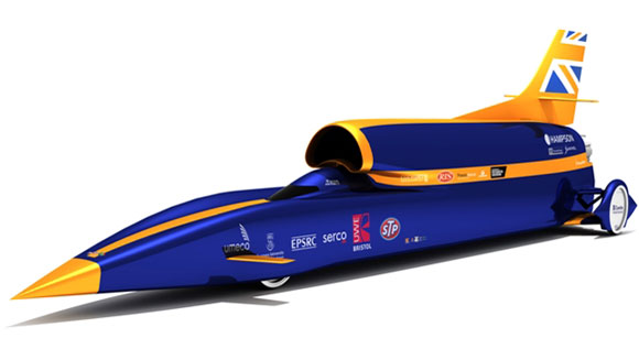Rolls-Royce backs Bloodhound, Doctor Who leak and Ghandi's flip-flops go up for auction – The news in world records