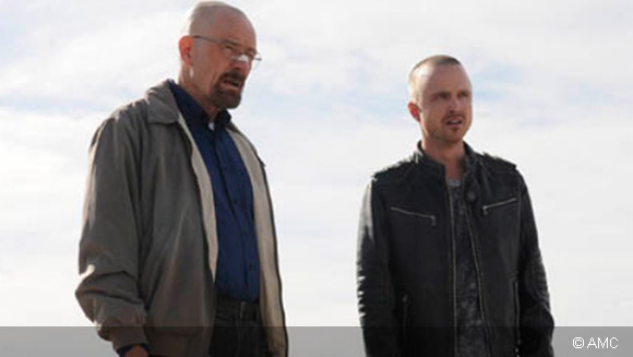 Breaking Bad cooks up record-breaking formula for GUINNESS WORLD RECORDS 2014 edition