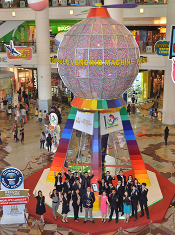 Image result for world largest vending malaysia
