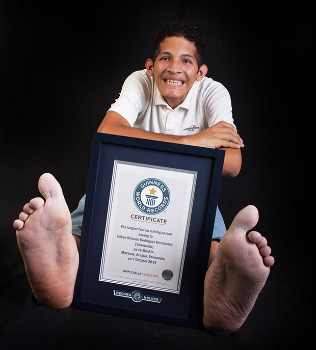 Certificate-Jelson-Feet-guinnessworldrecords-2016