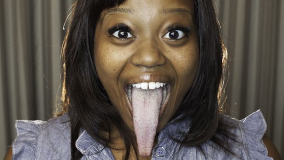 Record holder profile:  Chanel Tapper – World's longest tongue (female)