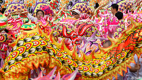 Chinese New Year: A round-up of recent Spring Festival-themed world records set in China
