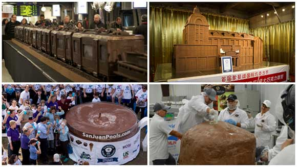 World Chocolate Day: Top 10 world records for chocoholics