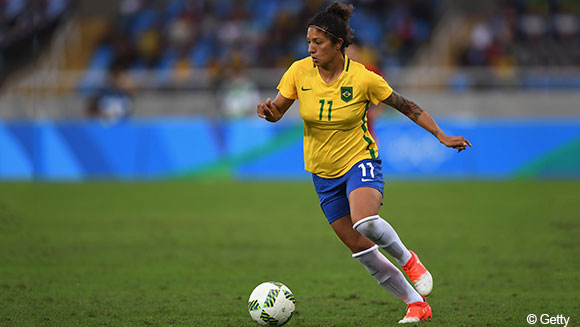 Rio 2016 Olympic Games kick off with a trio of women's football world records