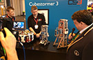 Video: Cubestormer 3 robot shatters Rubik's Cube world record