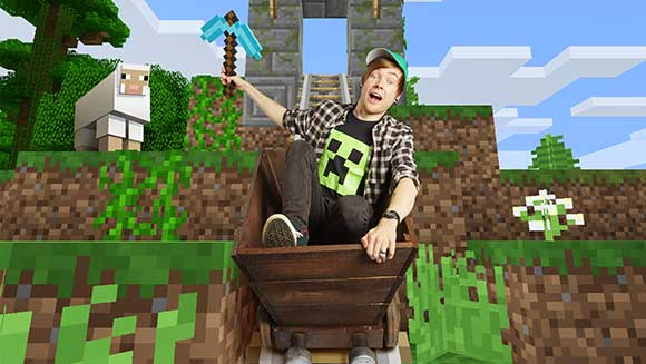 Youtuber Dan TDM enters Guinness World Records Gamer's Edition for Minecraft channel