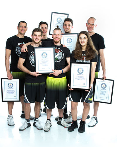 Faceteam certificates