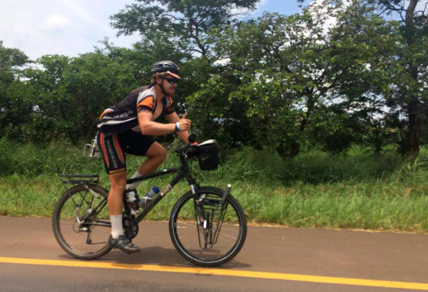 Fastest-cycle-Cairo-to-Cape-Cycling