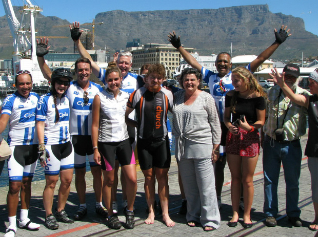 Fastest-cycle-Cairo-to-Cape-Keegan-Arrival-Cape-Town