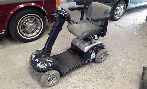 Fastest-mobility-scooter-the-original