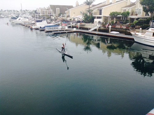 GREATEST DISTANCE BY STAND-UP PADDLEBOARD IN 24 HOURS (FEMALE)