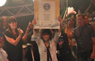Flaming Lips beat Jay-Z's most concerts played in 24 hours world record