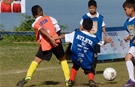 Largest football trials score over 5,000 players in Brazil