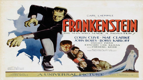 Frankenstein, Dracula, Godzilla - which movie monster owns the best record?