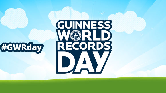 Guinness World Records Day 2015 live blog