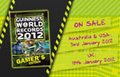 Guinness World Records 2012 Gamer's Edition: New book celebrates the best and most bonkers in videogaming
