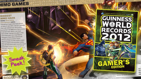 Guinness World Records Gamers Edition 2012: Download and share preview part five