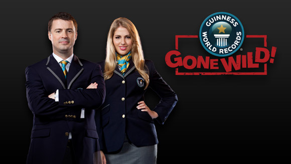 Guinness World Records Gone Wild adjudicators reveal all about new US TV show