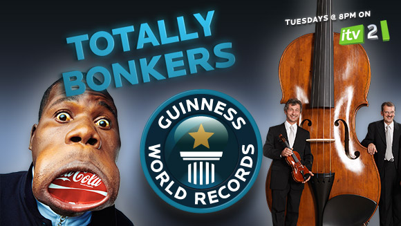Totally Bonkers Guinness World Records: Watch an exclusive preview of Episode 5