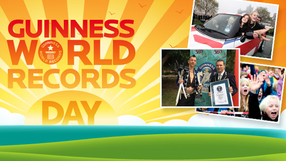 A photo roundup for Guinness World Records Day | Guinness ...