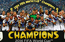 The World Cup in world records: Every new title set during Brazil 2014