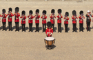 Wellington Barracks trumpets a new world record