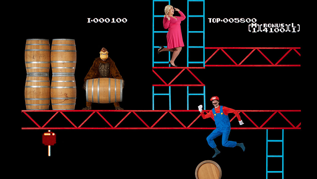 Video: Meet the Donkey Kong legend who achieved a perfect score