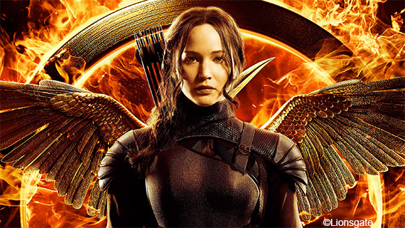 hunger games about