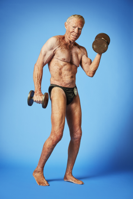Opinion, mature bodybuilder men
