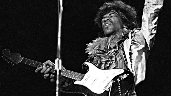 Jimi Hendrix, Adele and disappearing islands - The news in world records