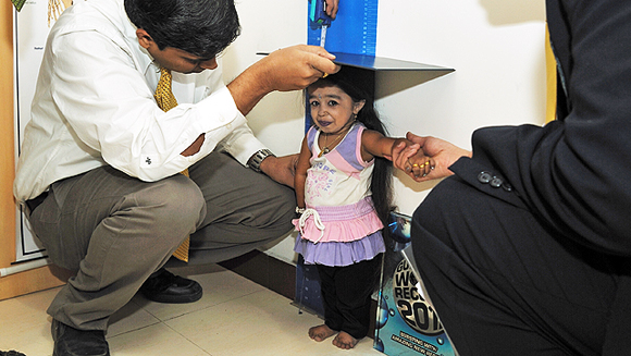 New world's smallest woman: Ten things you need to know about Jyoti Amge