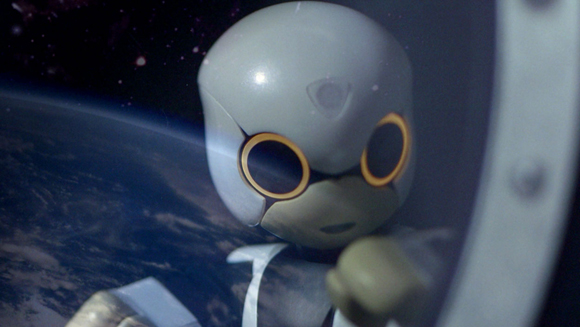 Robot astronaut Kirobo sets two Guinness World Records titles
