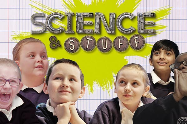 Kids react to Loud Science with Robin Ince