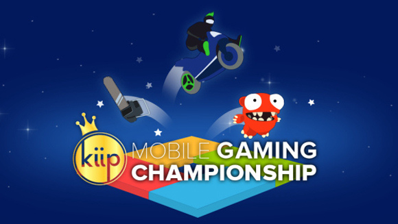 Guinness World Records and Kiip are looking for the world's best mobile gamers