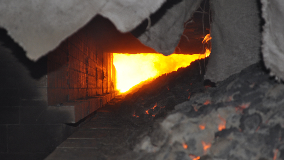 New longest tunnel kiln record set in India