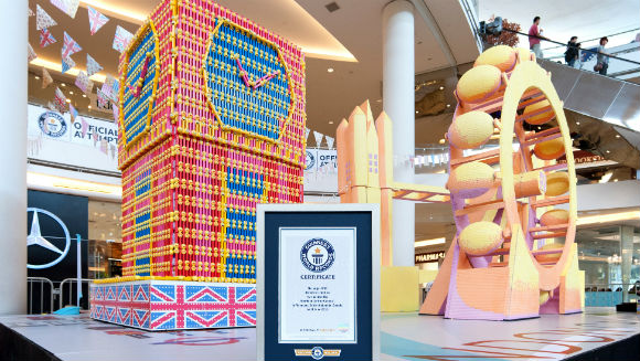 When art meets candy: World's largest Pez dispenser sculpture unveiled in Canada