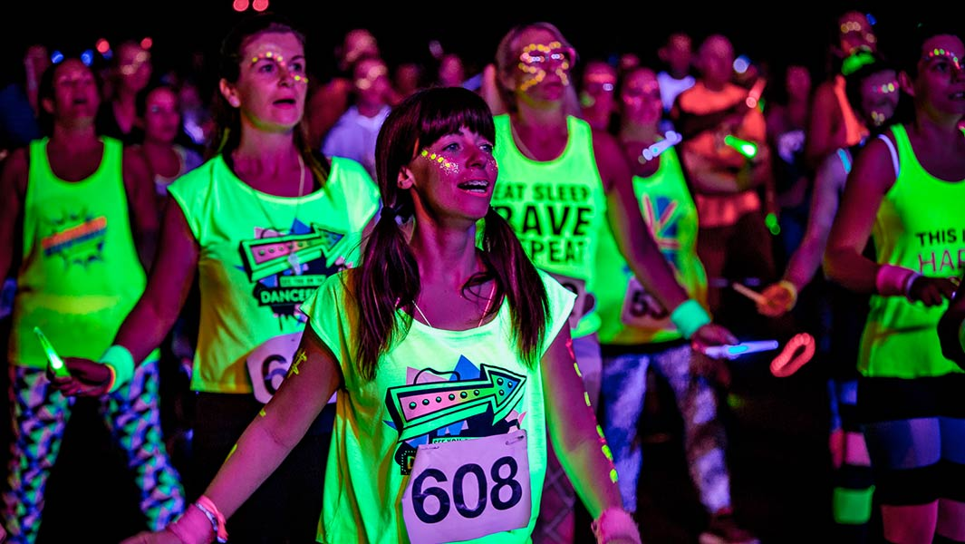 Charity hosts world's largest Clubbercise® class to promote fitness