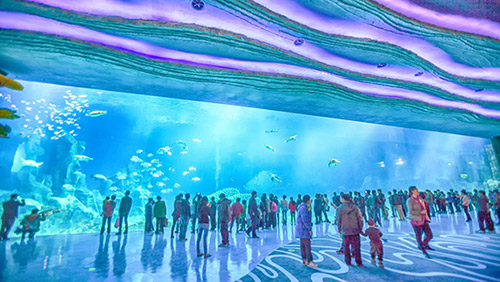 China S Hengqin Ocean Kingdom Confirmed As World S Largest